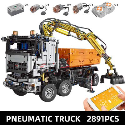 Technic MOULDKING 19007 Mercedes-Benz Arocs
