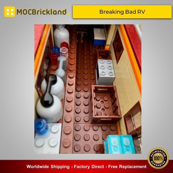 Technic MOC-20606 Breaking Bad RV By mkibs MOCBRICKLAND