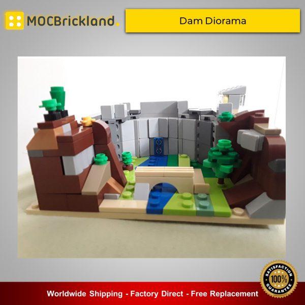Architecture moc-36315 dam diorama by legoori mocbricklandarchitecture moc-36315 dam diorama by legoori mocbrickland