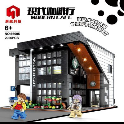 Modular Buildings JUHANG 86005 Modern Cafe