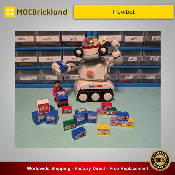 Creator moc-45072 huwbot by bricksethuw mocbrickland