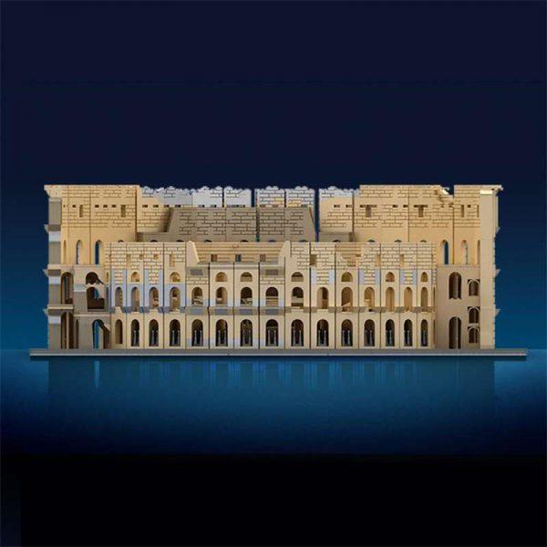 Mould King 22002 6544pcs building block Brick Toys model The Colosseum MOC 49020 children puzzle LEPIN™ Land Shop