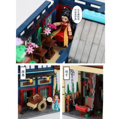 XINGBAO 01029 1 LEPIN™ Land Shop