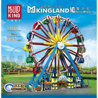 Creator MOULDKING 11006 Ferris Wheell