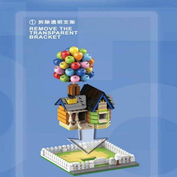 Dk 7025. 3 lepin™ land shop
