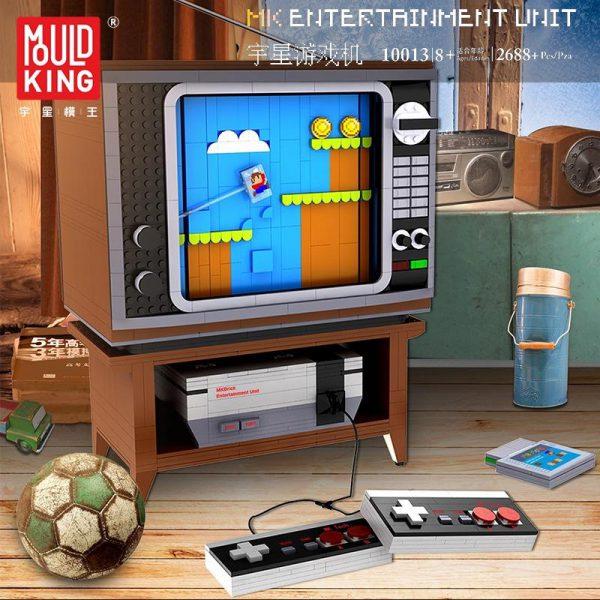 Creator MOULDKING 10013 MK Entertainment Unit