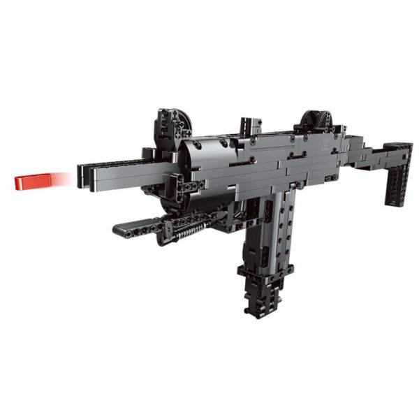 Mouldking 14006 mini uzi submachine gun 5 lepin™ land shop