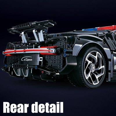 Technic DECOOL 3388D The Police Racing Car 6 LEPIN™ Land Shop
