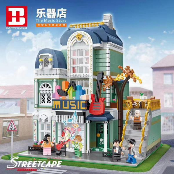 Modular Buildings XINYU YC20008 The Music Store