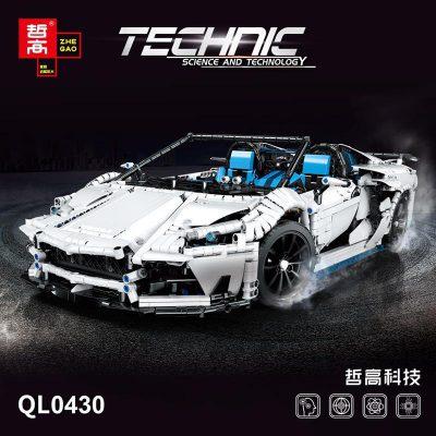 ZHEGAO QL0430 Lamborghinis