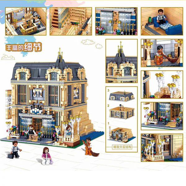 Zhegao ql0927 lepin™ land shop