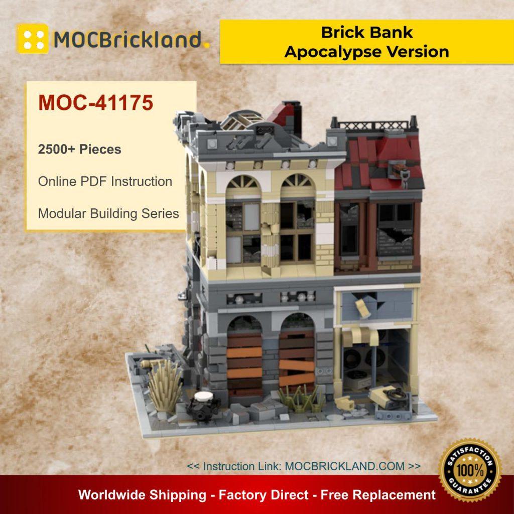 moc 41175 brick bank apocalypse version.pptx 1024x1024 1 LEPIN™ Land Shop