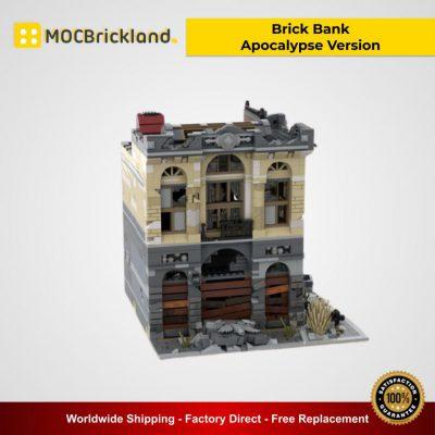 Moc 41175 brick bank apocalypse version. Pptx 2 1024x1024 1 lepin™ land shop