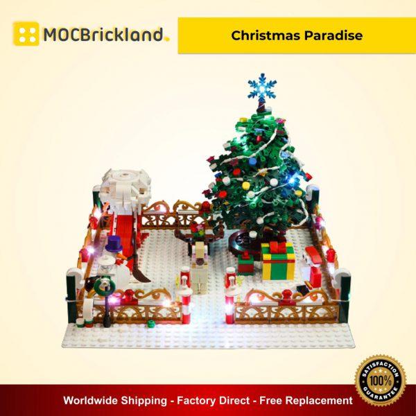 moc 90042 christmas paradise.pptx 1 LEPIN™ Land Shop