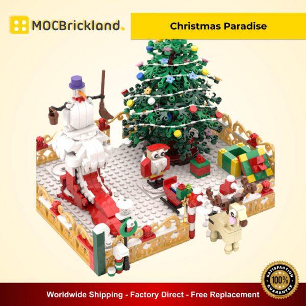 moc 90042 christmas paradise.pptx 4 LEPIN™ Land Shop
