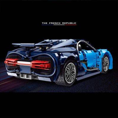 Technic LEJ 50028 Bugatti Chiron Super Car