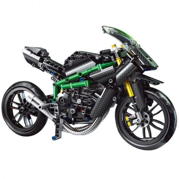 Technic MOULDKING 23002 MOC-32005 Kawasaki H2R