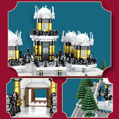 Sembo 608003 palace building yanxi palace 2 lepin™ land shop