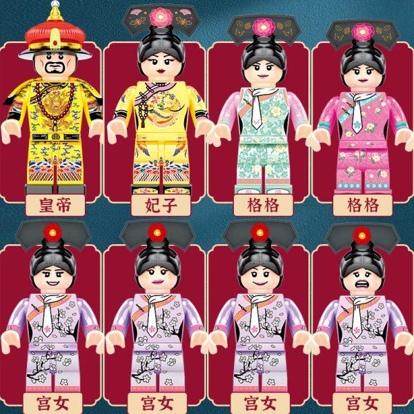 Sembo 608003 palace building yanxi palace 3 lepin™ land shop