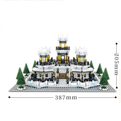 Sembo 608003 palace building yanxi palace 5 lepin™ land shop